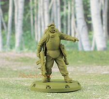 K749 Dust Tactics CHINESE SSU AIRBORNE VOLUNTEERS Squad Soldier Figure Toy Model
