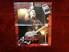 """Anthrax """"Scott Ian"""" Digitech Poster<<>>L@K"""