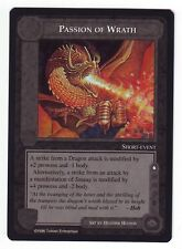 Middle Earth Dragons Limited Rare Passion of Wrath