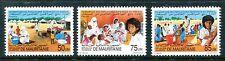 Mauritania 688-690, MNH, 1990, Refugees. x13409a