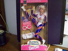 BARBIE OLYMPIC GYMNAST DOLL 1996 ATLANTA OLYMPICS MATTEL factory sealed