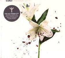 CULT - HIDDEN CITY  -  CD NUOVO SIGILLATO