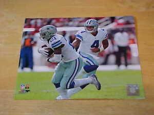 Dak Prescott Ezekiel Elliott 8X10 Color Photo Licensed 3 or more FREE SHIPPING