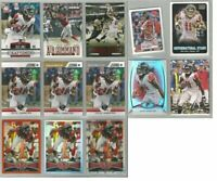 Julio Jones Atlanta Falcons 13 card 2012 insert lot-all different