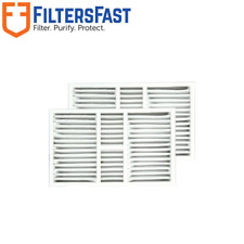 Filters Fast Brand 16x25x5 MERV 11 Air Filters 2-Pack Replaces FC100A1029 2-PACK