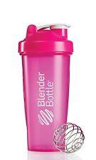 BlenderBottle Classic Loop Top Shaker Bottle, Pink, 28 Ounce
