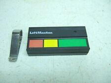 Liftmaster 33LM TriColored Remote 3-Button Garage Door Remote Transmitter