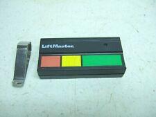Liftmaster 33LM TriColored Remote 3-Button Garage Door Remote Transmitter