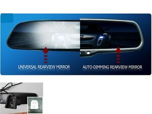 Auto dimming rear view mirror,fits Toyota,Ford,GM,Nissan Jeep Chevrolet Honda