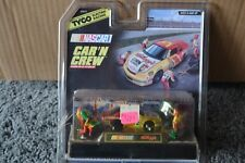 Tyco Electric Racing #33571 Car 'N Crew Kellogg's #5 Slot Car Pit Crew Set - NEW