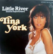 "7"" 1984 CV AUDREY LANDERS KULT & RARE MINT- ! TINA YORK : Little River"