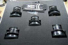 Vintage lens set ^Leica-Series 70^ 21,24,35,50,90 For Canon Cine set!