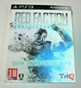 Red Faction Armageddon PS3 (PAL España precintado)