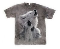 The Mountain Kids Wolves Singing Lessons T-Shirt Tee Youth Sizes S & L