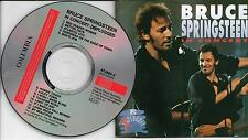 Bruce Springsteen ‎– In Concert / MTV Unplugged CD Album 1993