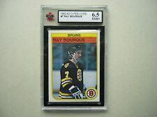 1982/83 O-PEE-CHEE NHL HOCKEY CARD 7 RAY BOURQUE KSA 6.5 EXNM+ SHARP!! 82/83 OPC