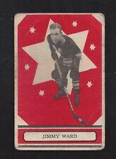 1933 OPC V304B #56 Jimmy Ward, Montreal Maroons Vintage NHL Hockey 1933-34