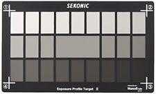 F923021 Sekonic Image Témoin de Profil D'exposition 2 a utiliser avec les Posemè