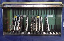 Nice Allen-Bradley 1771-A4B B Chassis 16 Slot I/O Chassis REV. L01 W/ 1771 WH