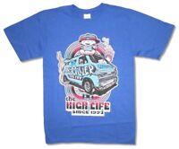 Mac Miller High Life Van Most Dope Since 1992 Blue T Shirt New Official