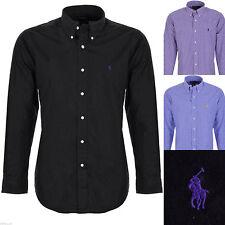 Ralph Lauren Cotton Machine Washable Formal Shirts for Men
