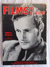 Films In Review Magazine May 1982 One From The Heart The Border Zoot Suit