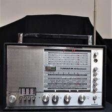 Turnier RK16 Electronic Siemens ,Weltempfänger Reiseradio