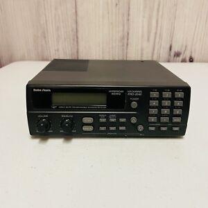 RadioShack PRO-2040 (100-Channel) Desktop 800MHz Police-Fire-EMS Scanner