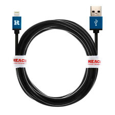 5m 4m 3m 2m 1m FAST USB Charger Cable Lead for iPad iPhone 11 XR XS 8 7 6S SE 5S