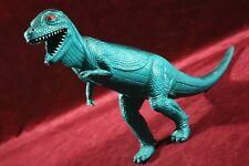 * Vintage Tyrannosaurus T Rex Dinosaur Action Figure 1980's Jurassic Hong Kong *