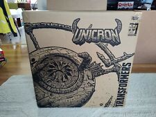 Hasbro Transformers War For Cybertron Unicron Action Figure (Haslab Unicron)