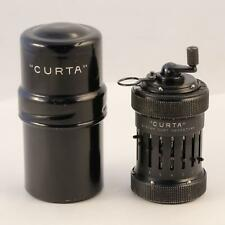 Early Curta Type 1 Mechanical Calculator / Adding Machine. S/N 5028