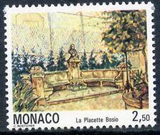 TIMBRE DE MONACO N° 1833 ** VUES DU VIEUX MONACO / LA PLACETTE BOSIO