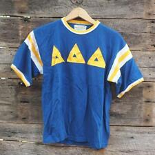 Delta Delta Delta Sorority Short Sleeve T Shirt Size M Vtg 1960's Raglan