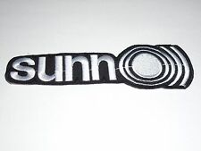 SUNN O))) IRON ON EMBROIDERED PATCH