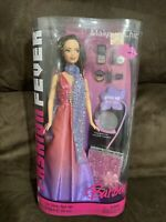 NEW! NRFB!! FASHION FEVER MAKEUP CHIC BARBIE DOLL IN PINK DRESS