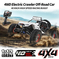 WLtoys XK 12429 1:12 RC Toy Car 40km/h 4WD 2.4G Electric Crawler Off-Road US