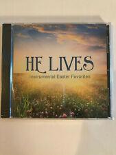 He Lives Instrumental Easter Favorites New CD
