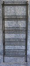 Longaberger Metalworks Wrought Iron Floor Shelf 5-Shelves Bakers Rack