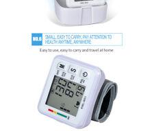 wrist sphygmomanometer pulse voice blood pressure measuring instrument