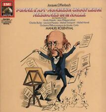 "Offenbach(3x12"" Vinyl LP Box Set)Pomme D'Api / Manuel Rosenthal-HMV-ASD-VG+/NM"