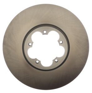 CarQuest YH653380P Platinum Painted Brake Rotor