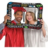 Inflatable Grad Frame for Graduation Photo Booth Party Selfie Prop