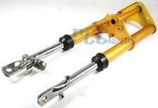 STOCK FORKS SUSPENSION HONDA 50 XR50 CRF50 70CC GOLD P FK01