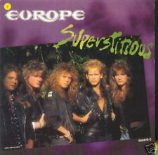 EUROPE 45 TOURS HOLLANDE SUPERSTITIOUS