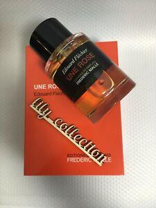 Frederic Malle Une Rose Eau De Parfum 3.4oz|100ml Sealed New in Box for Women