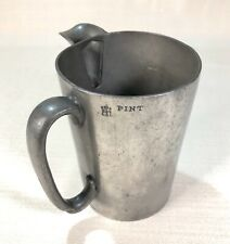 Antique Sanders And Sons VR 239 LCC Pint Pitcher Kent Arms Hotel Wateringbury