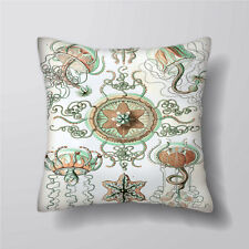 Jelly Fish Cushion Covers Pillow Cases Decor Inner
