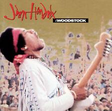 JIMI HENDRIX: WOODSTOCK CD! VOODOO CHILD ~ PURPLE HAZE ~ IZABELLA! EX/EX+