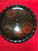Japanese Lacquered confectionery, Botan painting, confectionery from the Meiji